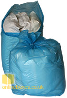 Polythene Bedding Sacks