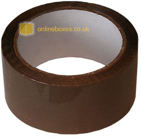 Brown Adhesive Packing Tape
