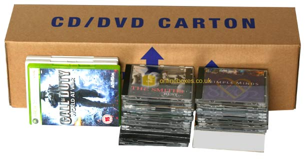 cd dvd box large picture