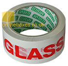 GLASS Packing Tape