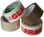 Packing Tape Rolls