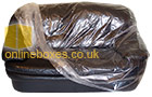 Clear 2 and 3 Seater Sofa Removal Covers
