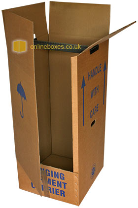 Wardrobe Boxes Cardboard Removal Wardrobes For Moving